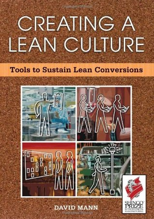 Sustaining Lean: Case Studies in Transforming Culture  by  David  Mann
