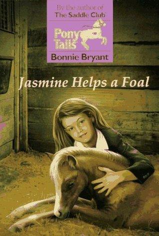 JASMINE HELPS A FOAL  by  Ramsey Bryant