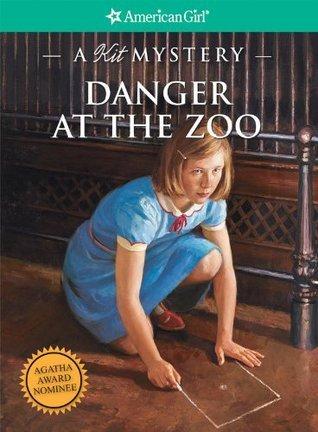 Danger At The Zoo: A Kit Mystery Kathleen Ernst