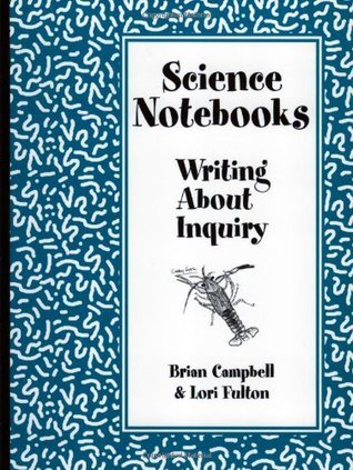 Science Notebooks Brian Campbell