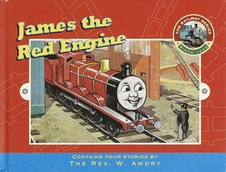 James the Red Engine (Railway Series)  by  Wilbert Awdry
