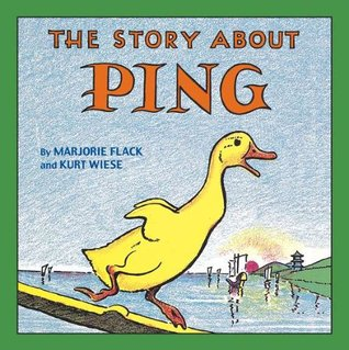 Angus and the Ducks (Sunburst Book) Marjorie Flack