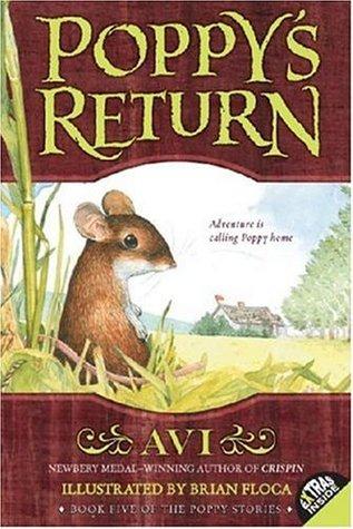 Poppys Return (Dimwood Forest, #4) Avi