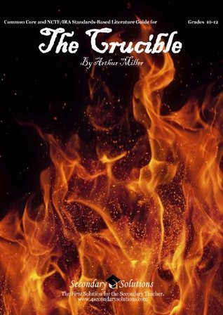 The Crucible Literature Guide Kristen Bowers