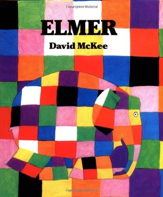 Elmers Christmas  by  David McKee