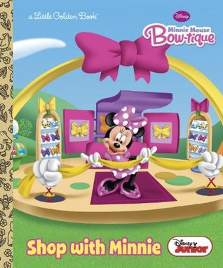 Shop with Minnie  by  Andrea Posner-Sanchez