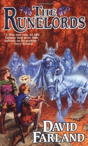 The Runelords (Runelords #1)  by  David Farland