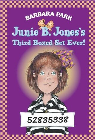 Junie B. Joness Third Boxed Set Ever! (Junie B. Jones, #9-12)  by  Barbara Park