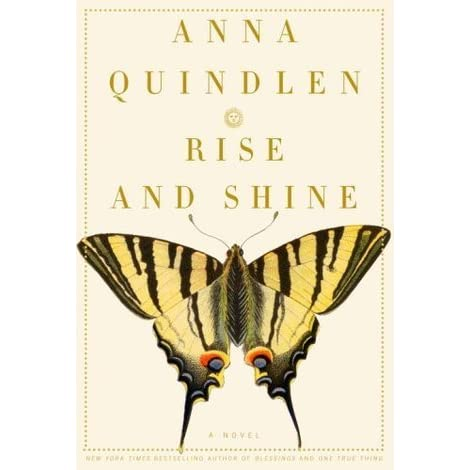 rise and shine by anna quindlen reviews discussion bookclubs lists. Black Bedroom Furniture Sets. Home Design Ideas