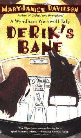 Deriks Bane (Wyndham Werewolf, #3) MaryJanice Davidson