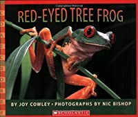 Red Eyed Tree Frog  by  Joy Cowley