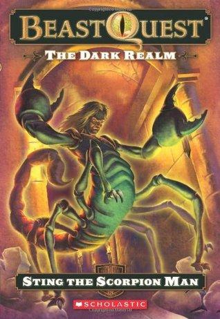 Sting The Scorpion Man (Beast Quest, #18)  by  Adam Blade