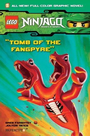 Tomb of the Fangpyre (Ninjago #4)  by  Greg Farshtey