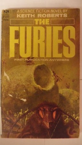 Furies 1ST Edition Berkley Medallion F1177 Edition  by  Keith Roberts