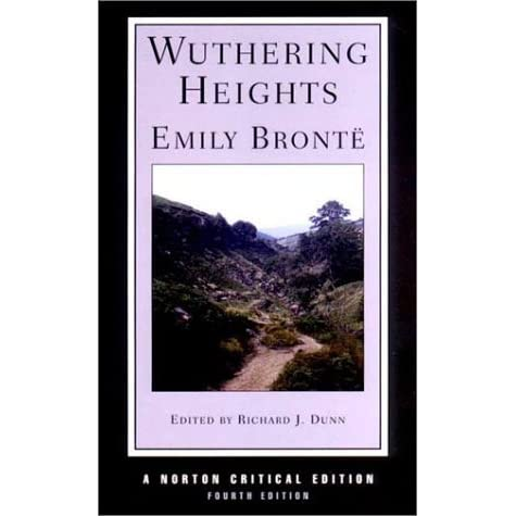 wuthering heights a review When wuthering heights was first published, the reviewers appreciated its power and emily brontë's exceptional talent the following excerpts are typical: this is a work of great ability.