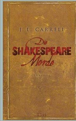Die Shakespeare Morde (Kate Stanley, #1)  by  Jennifer Lee Carrell