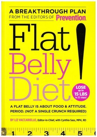 Preventions Flat Belly Diet Liz Vaccariello