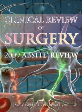 Clinical Review of Surgery - ABSITE Edition Surgisphere Corporation