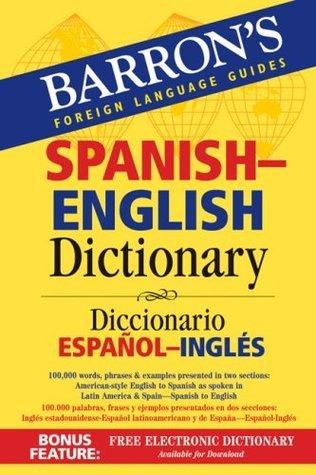 Barrons Spanish-English Dictionary: Diccionario Espanol-Ingles  by  Margaret Cop
