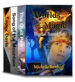Worlds of Magic Boxed Set Michelle Isenhoff