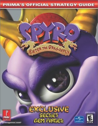 Spyro: Enter the Dragonfly  by  Stephen Stratton
