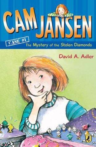 CAM Jansen & the Ghostly Mystery  by  David A. Adler