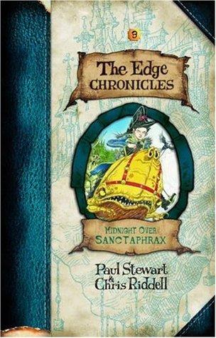 Edge Chronicles 3: Midnight Over Sanctaphrax  by  Paul Stewart
