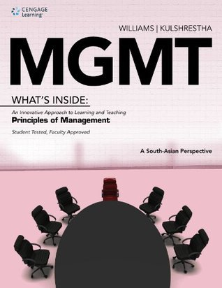 MGMT (with Review Cards and Management Coursemate with eBook Printed Access Card) Chuck Williams