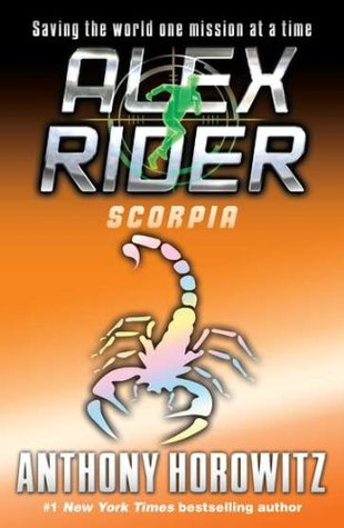 Stormbreaker (Aventures Dalex Rider T01)  by  Anthony Horowitz