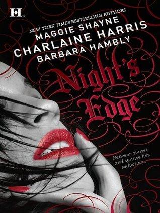 Nights Edge: Dancers in the Dark/Her Best Enemy/Someone Elses Shadow Barbara Hambly