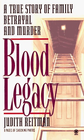 Blood Legacy  by  Judith Reitman