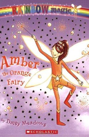 Ruby: The Red Fairy (Rainbow Magic #1)  by  Daisy Meadows