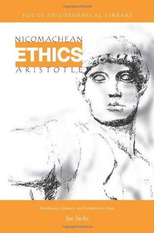 Aristotles Nicomachean Ethics (Focus Philosophical Library Series) Aristotle