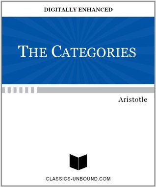 The Categories [Digitally Enhanced]  by  Aristotle