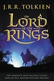 Lord Of The Rings - One Volume Edition  by  J.R.R. Tolkien