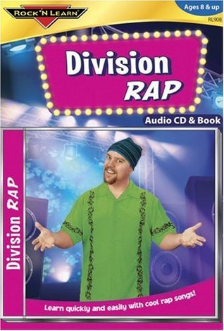 Division Rap [With Book(s)]  by  Rock N Learn