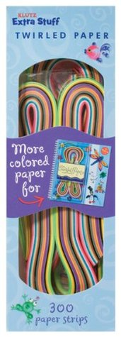 Extra Stuff for Twirled Paper  by  Scholastic Inc.