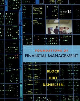 Loose-Leaf Foundations of Financial Management with Time Value of Money Card with Connect Plus  by  Stanley Block
