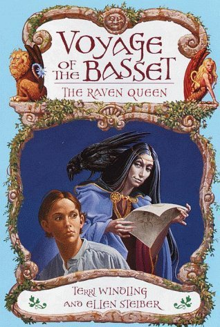 The Raven Queen (Voyage of the Basset #2)  by  Terri Windling