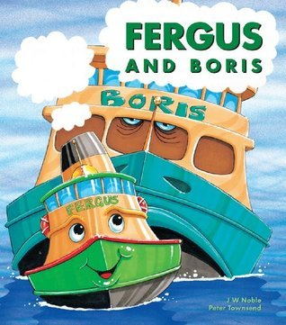 Fergus and Boris  by  J.W. Noble