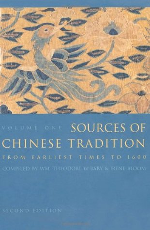 Approaches to the Asian Classics  by  William Theodore de Bary
