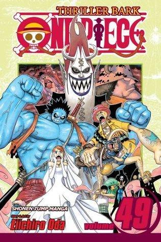 One Piece, Volume 49: Nightmare Luffy (One Piece, #49)  by  Eiichiro Oda