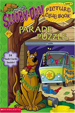 Scooby-Doo! The Parade Puzzle (Scooby-Doo! Picture Clue Book #7) Michelle H. Nagler