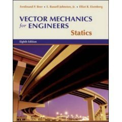 VECTOR MECHANICS FOR ENGINEERS-STATICS-[IN SI UNITS] EIGHTH EDITION Ferdinand P. Beer