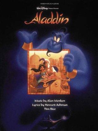 Aladdin (Piano/Vocal/Guitar Songbook) Alan Menken
