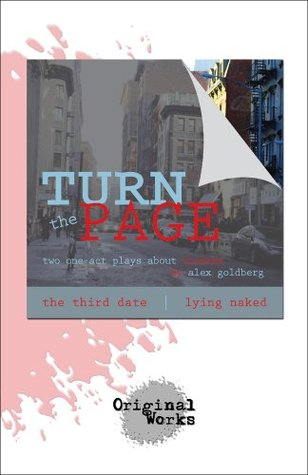 Turn The Page - two one act plays Alex Goldberg
