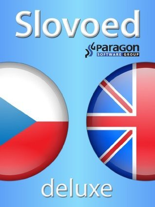 Slovoed Deluxe English-Czech dictionary  by  Paragon Software Group