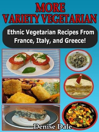 More Variety Vegetarian Denise Dale