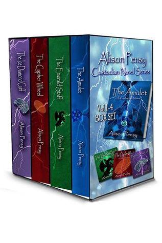 Custodian Novels Boxed Set, Books 1 - 4  by  Alison Pensy