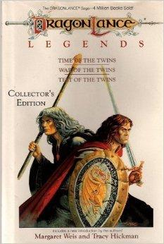 Dragonlance Legends  by  Margaret Weis